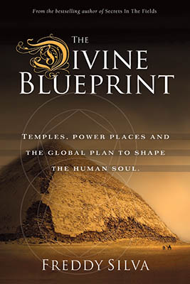 The DIvine Blueprint: Temples, power places, and the global plan to